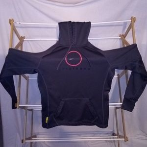 Nike - Livestrong Edition - Workout Hoodie - Small